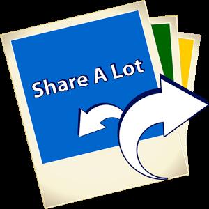 Share A Lot -Share Photos-Free greeting share