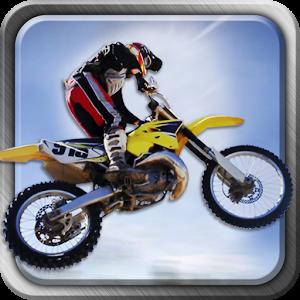 Mountain Bike -Racing Moto