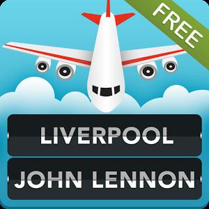 Liverpool John Lennon Airport john lennon