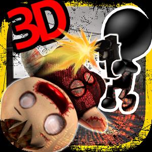 Beat Zombies! 3D - ZOMBIE GUN zombie zombies
