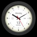 Big Clock Widget