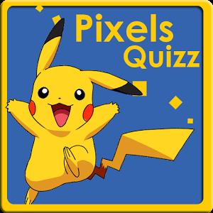 Pokemon Pixel Quiz