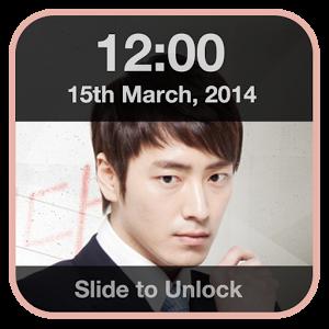 Lee Min Ho Lock Screen