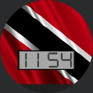 Trinidad Flag for WatchMaker