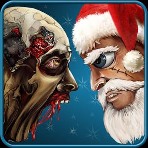 Santa vs. Zombies santa tower zombies