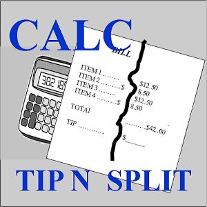Calculate Tip N Split