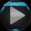 PowerAmp Dark Space Widget