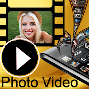 Photo Video Maker Slide with Music