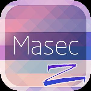 Masec Theme - ZERO Launcher