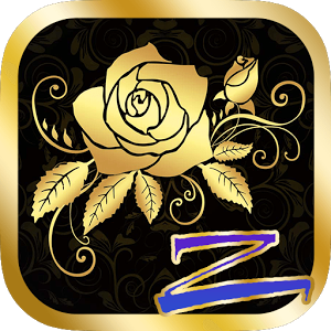 Dear Rose Theme-ZERO Launcher