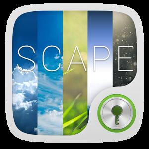 Scape GO Locker Theme