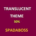 CM10.1 Translucent Theme