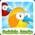 Bubble Birds (bubble shooter) bubble combat field