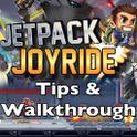 Jetpack Joyride Walkthrough