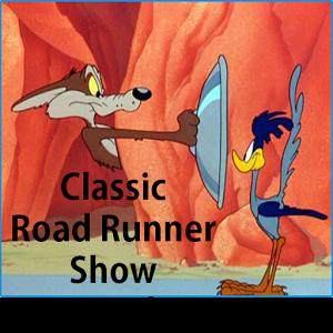Classic Road Runner Cartoon labrador runner
