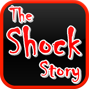 The Shock Story santa shock tower