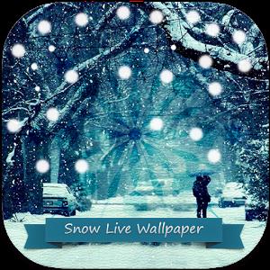 Snow Fall Live Wallpaper