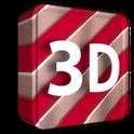3D Icons GO LauncherEX Theme