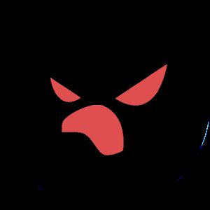 Talon - Gem Dark Red Theme