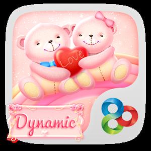 Bear Lover GO Dynamic Theme