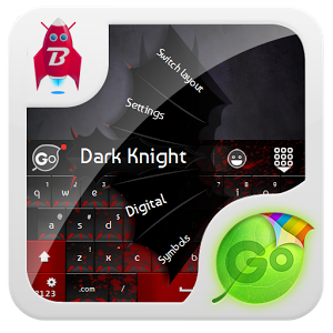 Dark Knight GO Keyboard