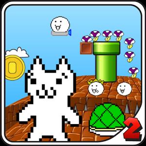 Cat Mario 2 HD : Syobon Sequel