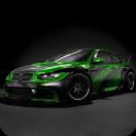 3D Speed Car