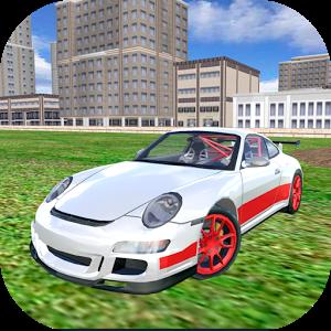Racing Car Driving Simulator