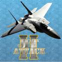 Jet Attack 2 missiles attack
