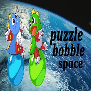 Puzzle Bobble Space