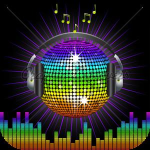 Laser Disco Ball