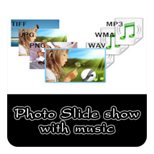 Photo Slide show with music photo photos slide