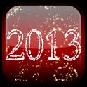 New Year Fireworks LWP