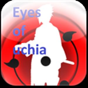 Make Your eyes as an uchiha