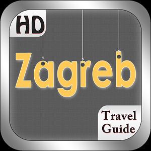 Zagreb Offline Map Guide