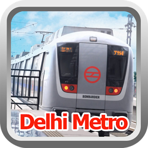 Delhi Metro Station Map metro route station