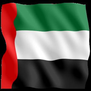 3D Flag UAE LWP flag