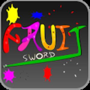 Fruit Ninja sword