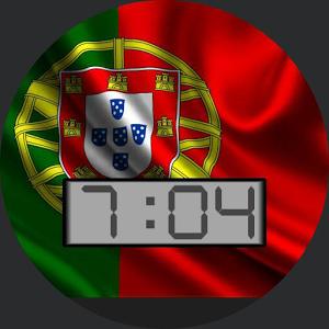 Portugal Flag for WatchMaker