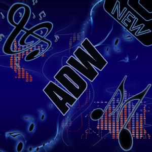 ADW Music Theme music theme wallpaper