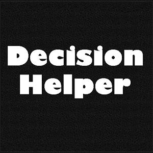 Decision Helper