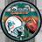 Miami Dolphins Clock Widget