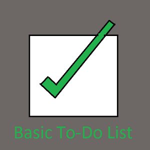 Basic To-Do List/TaskList