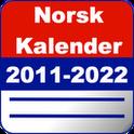 Norsk Kalender - test versjon