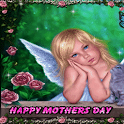 Mothers Day Fairy LWP backgrounds horn mothers