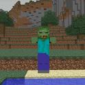 Minecraft Zombie Mountain LWP