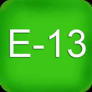 Kwalifikacja E-13