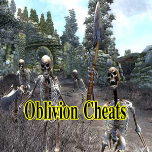 Oblivion Cheats