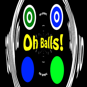 Oh Balls Pro toy balls