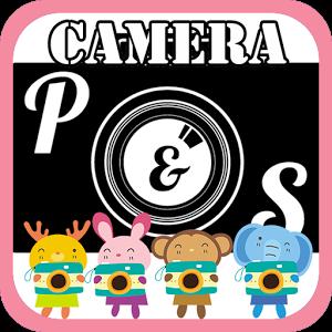 Camera Sticker camera